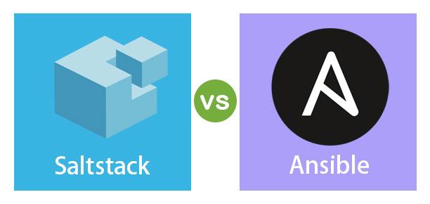 Saltstack vs Ansible