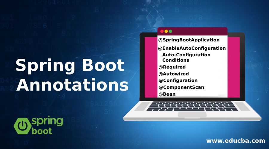 Spring Boot Annotations