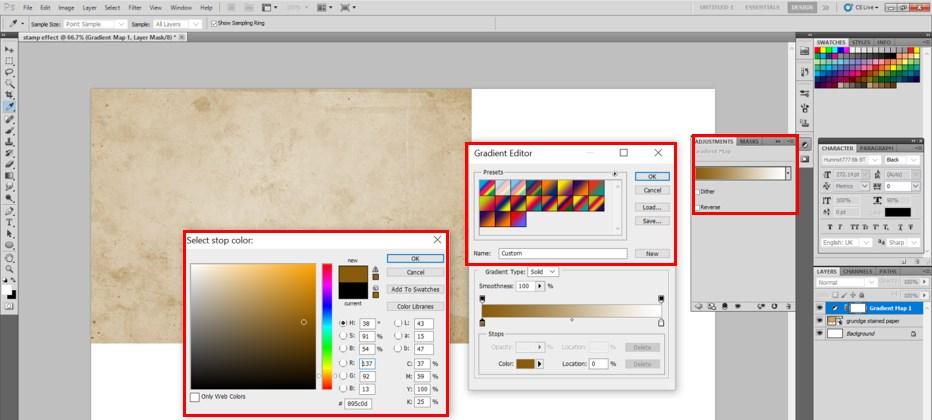 Gradient Editor 2