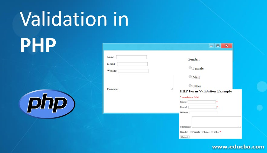 Validation in PHP