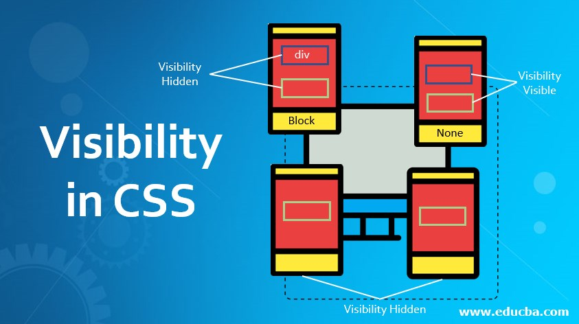 Visibility in CSS