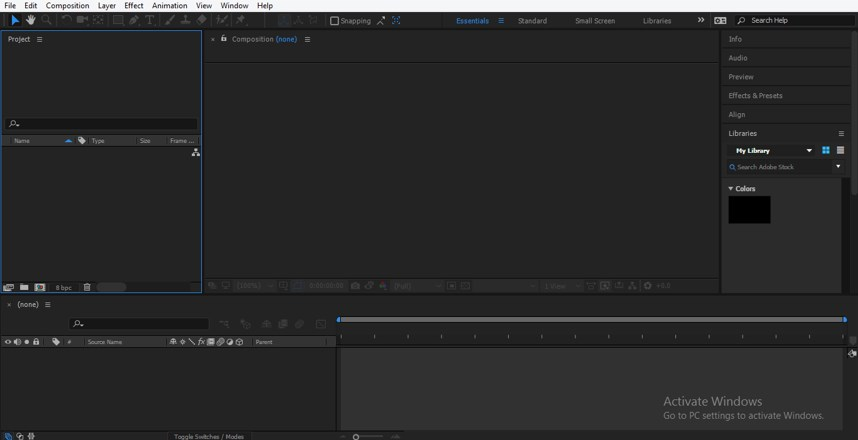 Wiggle Expression in After Effects - 1