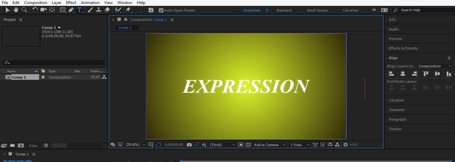 Wiggle Expression in After Effects - 12