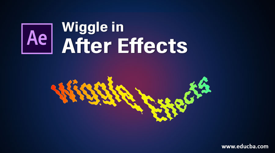 Wiggle in After Effects