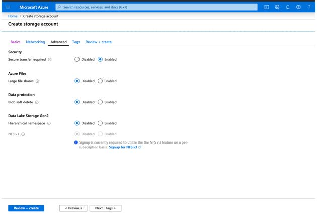 azure storage account 10
