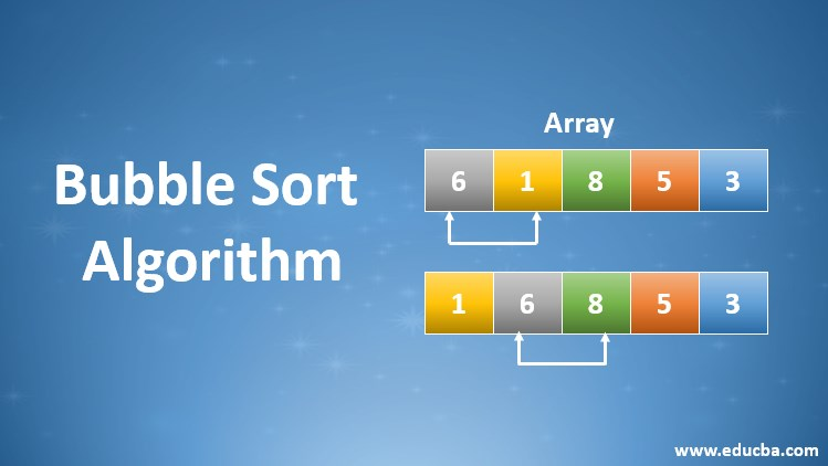 bubble sort algprithm
