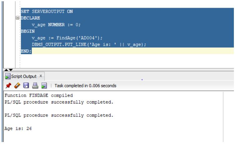 fetch in oracle 2