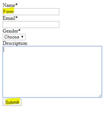 form validation in django 2