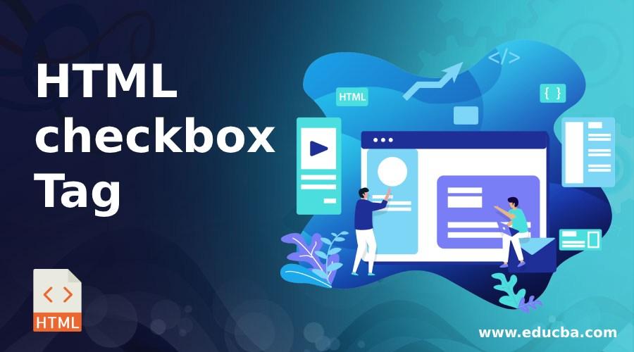html checkbox tag