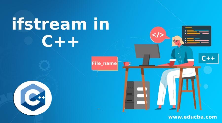 ifstream in c++