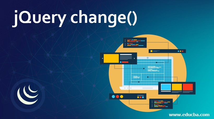 jQuery change()