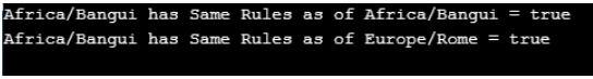 public Boolean has SameRules