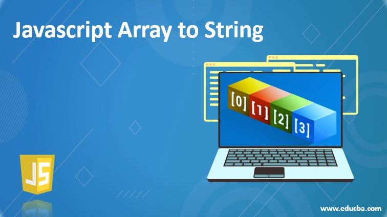 Javascript Array to String