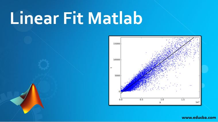 linear fit matlab
