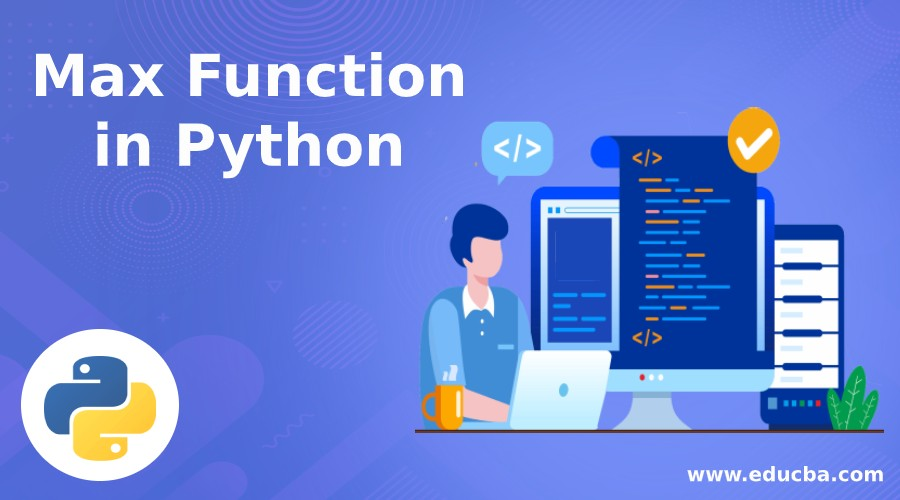 Max Function in Python
