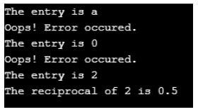 pass Keyword in Python 4