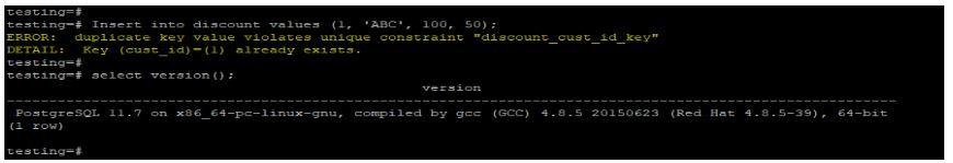 postgreSQL UNIQUE Constraint 2