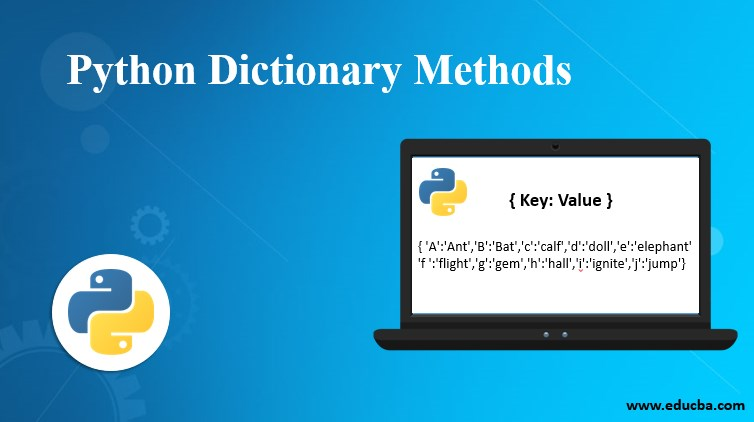 Python Dictionary Method