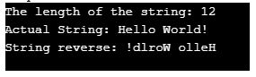 string manipulation in java 3