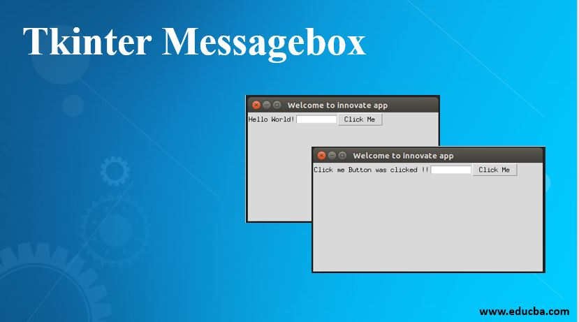 Tkinter Messagebox