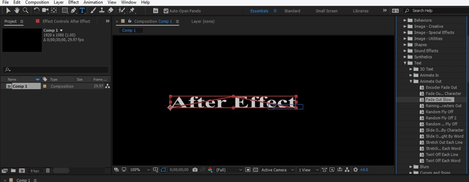 After Effects Expressions - 27