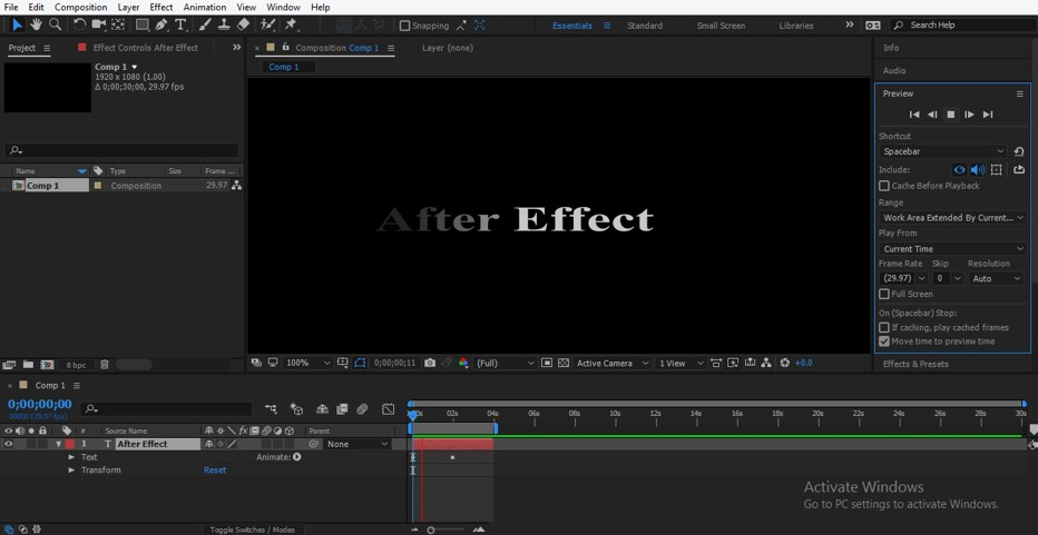 After Effects Expressions - 28