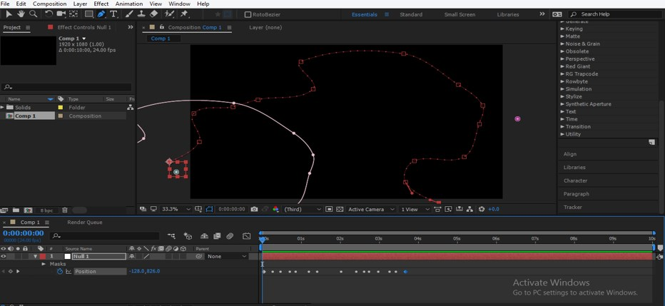 After Effects Particles - 12