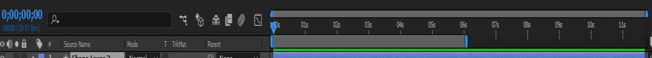 After Effects Timeline - 11