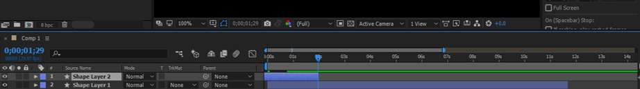 After Effects Timeline - 19