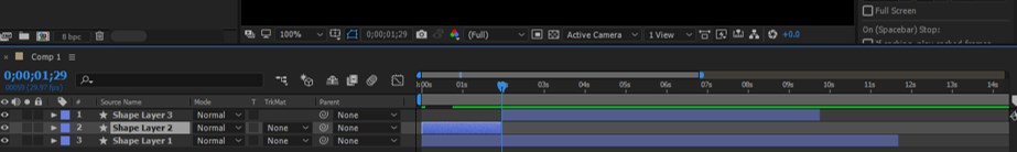 After Effects Timeline - 22