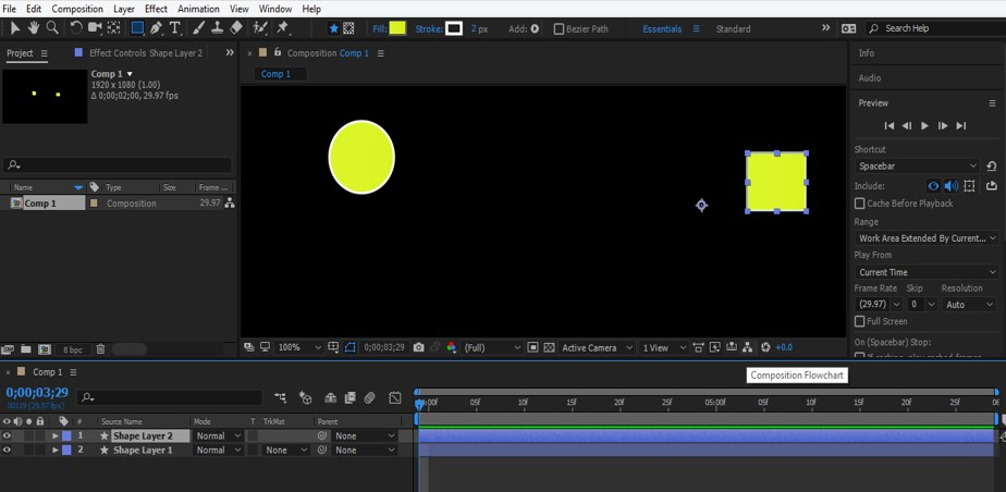 After Effects Timeline - 26