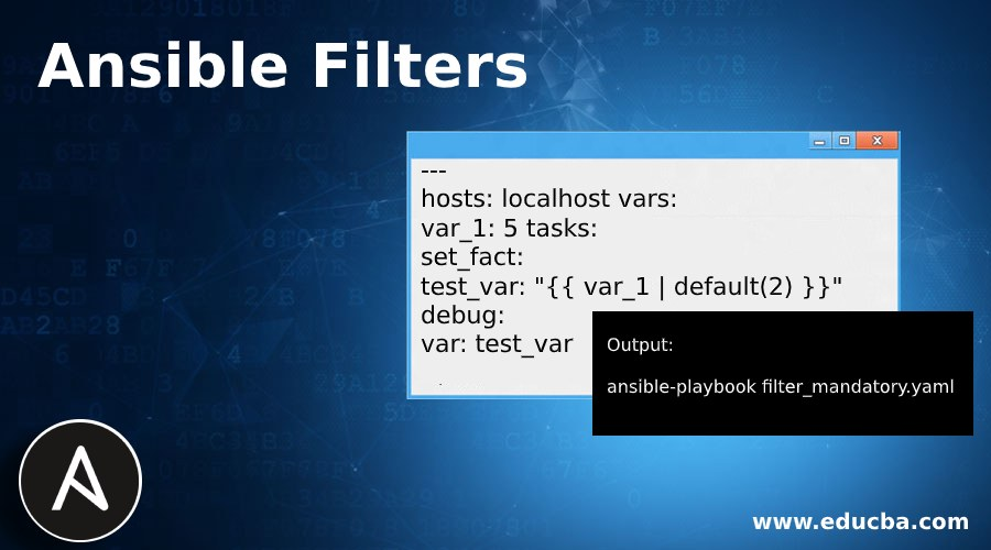 Ansible Filters