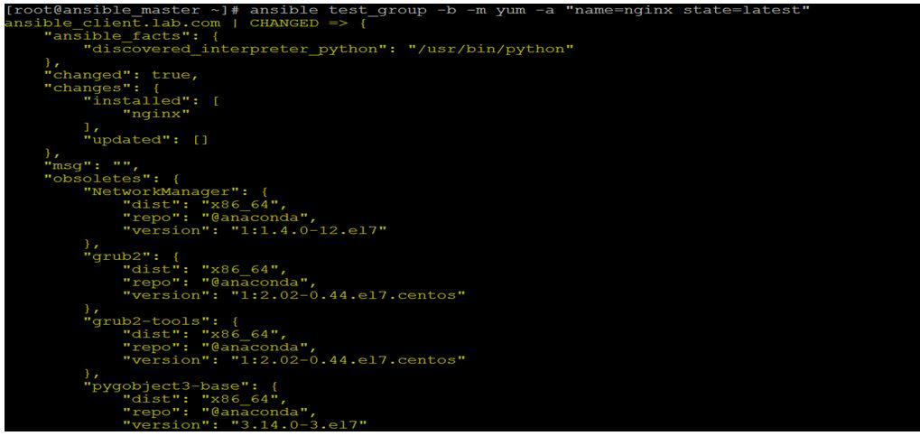 Ansible ad-hoc Commands 4JPG