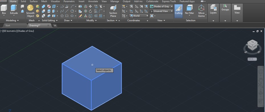AutoCAD 3D Rotate - 14