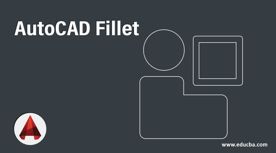 AutoCAD Fillet