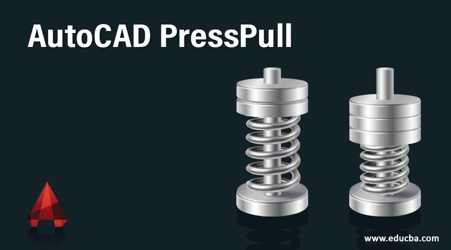 AutoCAD PressPull