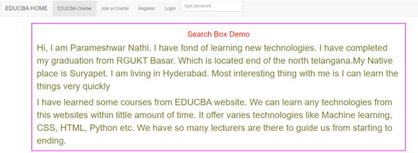 Bootstrap Search Box - 3