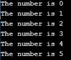 Break in Ruby Example 1