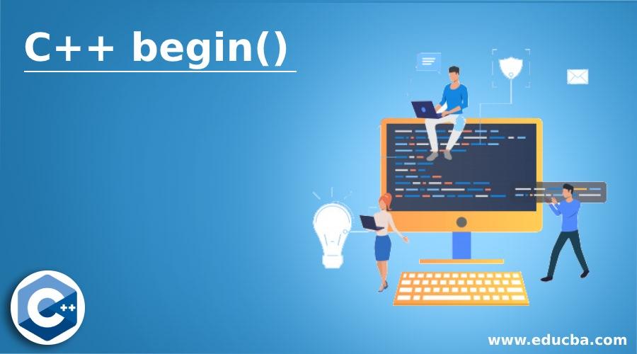 C++ begin()