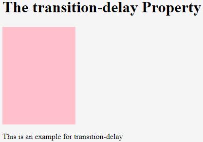 Delay Example 4