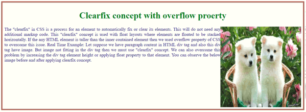 CSS Clearfix - 3