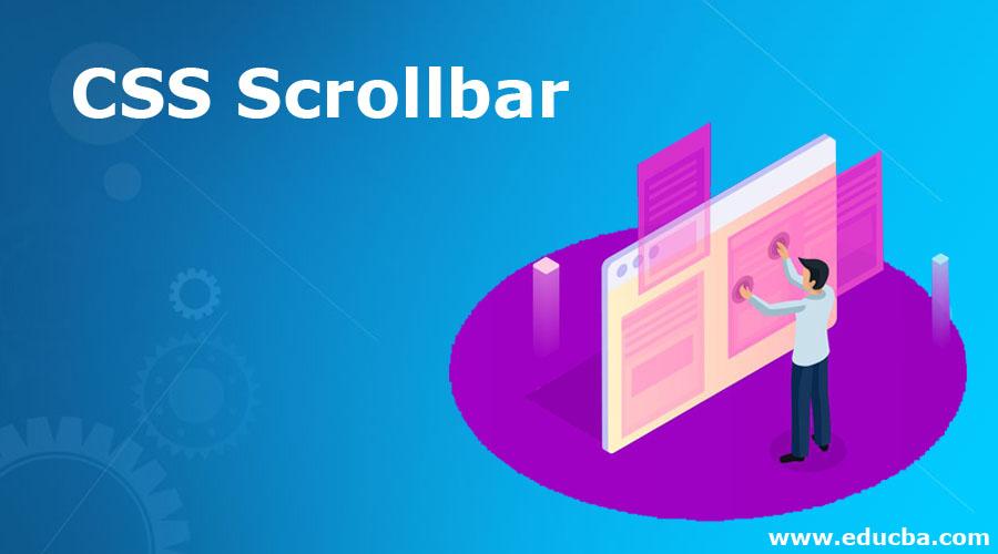 CSS Scrollbar