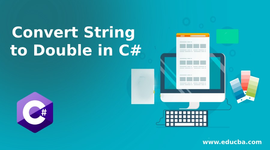 Convert String to Double in C#