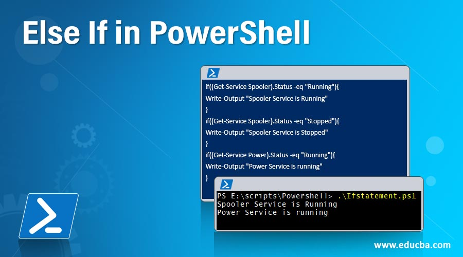 Else If in PowerShell