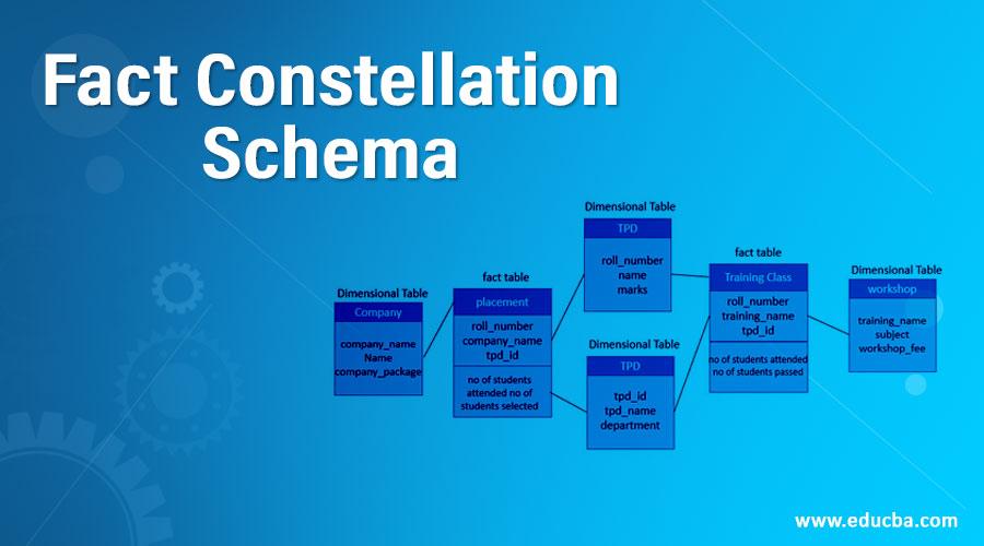 Fact Constellation Schema