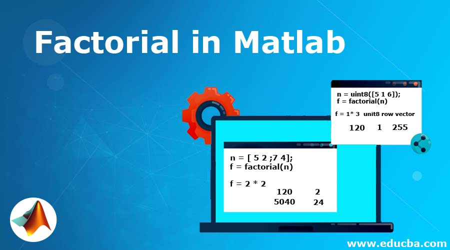 Factorial in Matlab