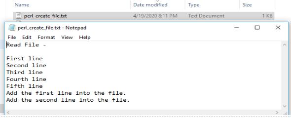 WriteFile Example 4