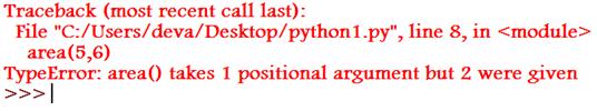 Function Overloading in Python Example 2