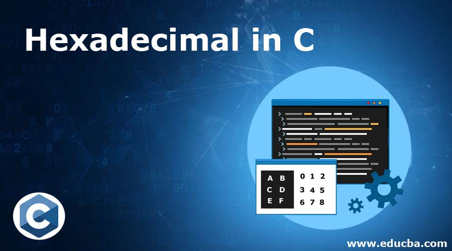 Hexadecimal in C