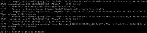 Hive Database Example 2